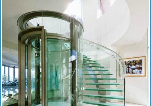 Kinh nghiệm chọn mua thang máy gia đình