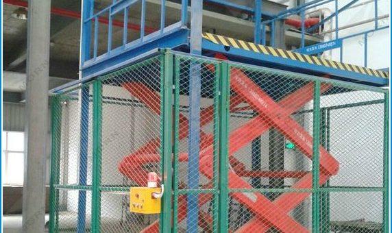 Các thiết bị chính của một chiếc thang máy
